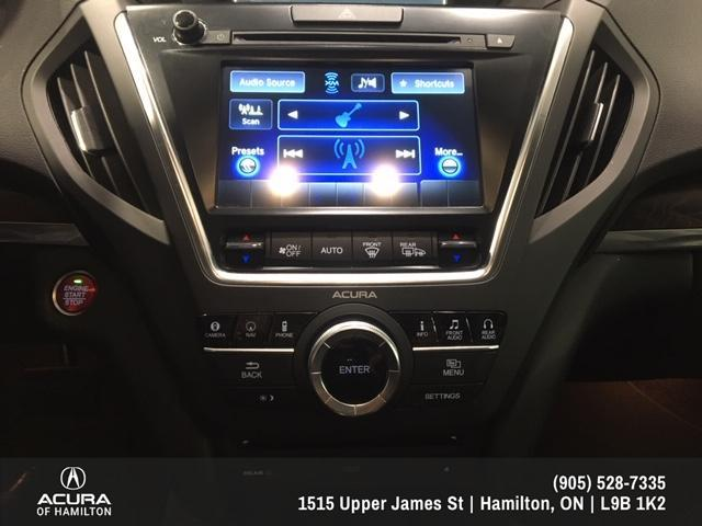 2016 Acura MDX Elite Package (Stk: 1612040) in Hamilton - Image 19 of 32