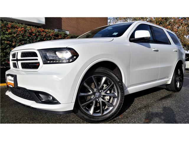 2018 Dodge Durango GT (Stk: G0082) in Abbotsford - Image 1 of 19