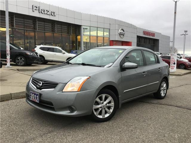 2011 Nissan Sentra 2.0 S (Stk: T7343) in Hamilton - Image 1 of 22