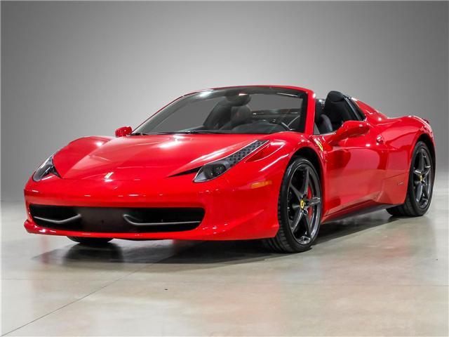 2014 Ferrari 458 Spider Base (Stk: U4190) in Vaughan - Image 1 of 19
