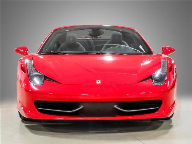 2014 Ferrari 458 Spider Base (Stk: U4190) in Vaughan - Image 2 of 19