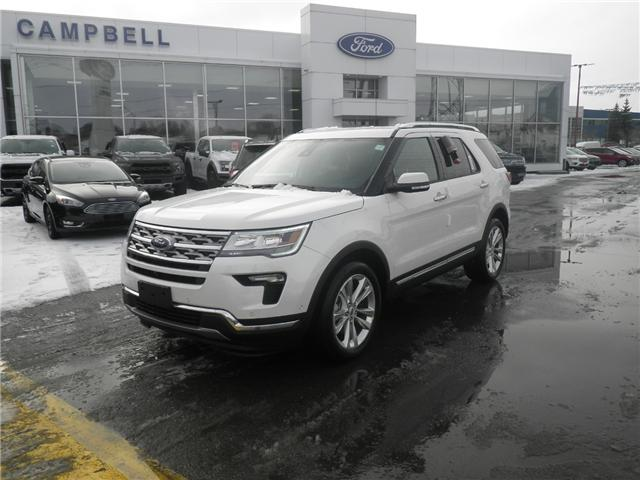 2019 Ford Explorer Limited (Stk: 1910750) in Ottawa - Image 1 of 13