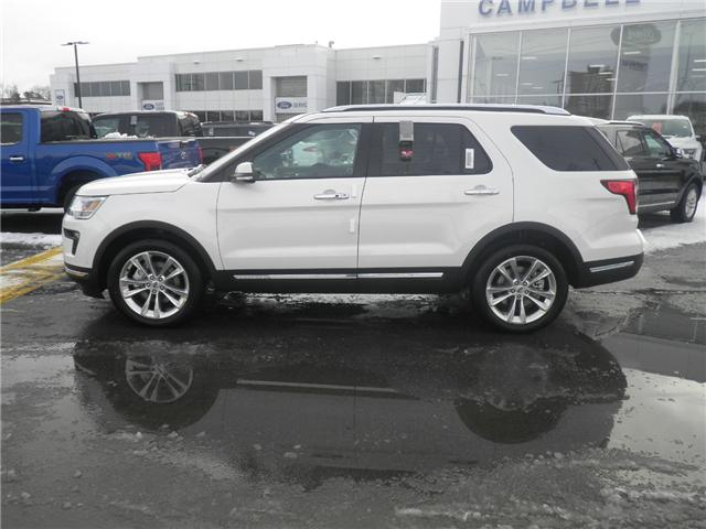 2019 Ford Explorer Limited (Stk: 1910750) in Ottawa - Image 2 of 13
