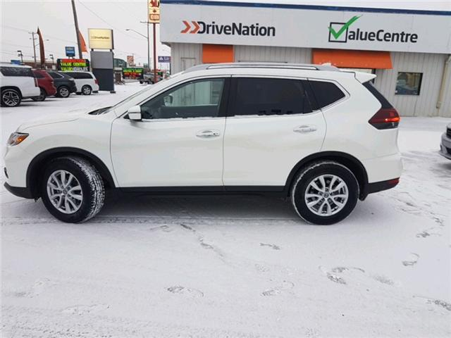 2018 Nissan Rogue SV (Stk: A2567) in Saskatoon - Image 2 of 21