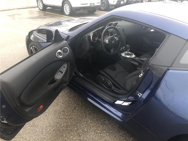 2019 Nissan 370Z Sport (Stk: L181141) in London - Image 11 of 15