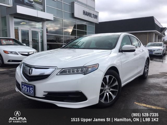 2015 Acura TLX Tech (Stk: 1512720) in Hamilton - Image 1 of 24