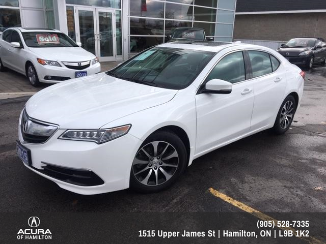 2015 Acura TLX Tech (Stk: 1512720) in Hamilton - Image 2 of 24