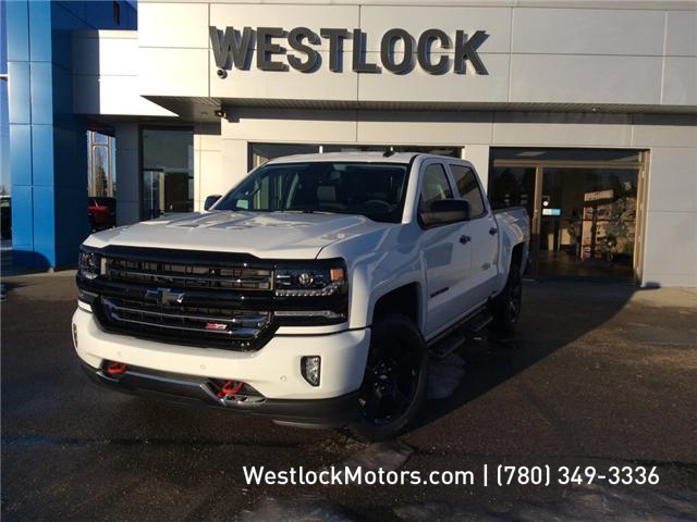 2018 Chevrolet Silverado 1500  (Stk: 18T337) in Westlock - Image 1 of 27