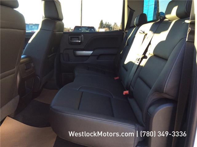 2018 Chevrolet Silverado 1500  (Stk: 18T337) in Westlock - Image 12 of 27