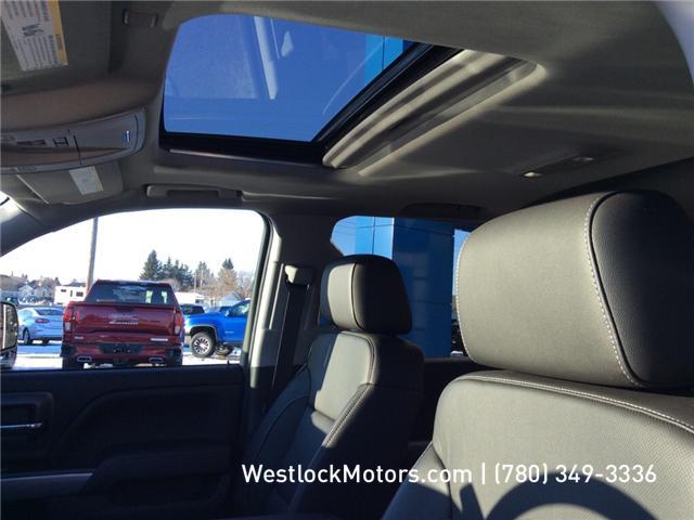 2018 Chevrolet Silverado 1500  (Stk: 18T337) in Westlock - Image 16 of 27