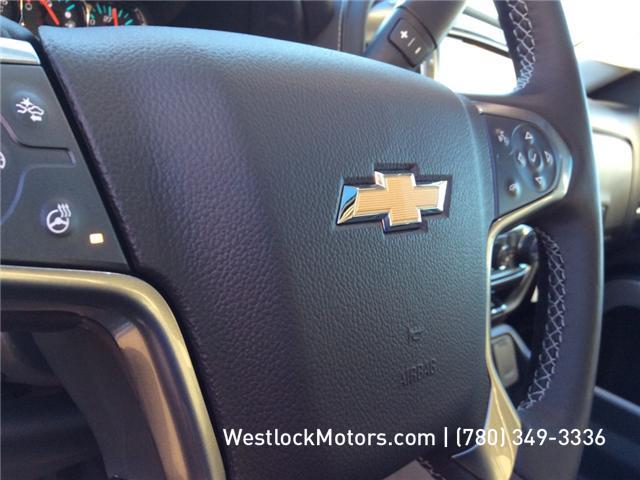 2018 Chevrolet Silverado 1500  (Stk: 18T337) in Westlock - Image 18 of 27