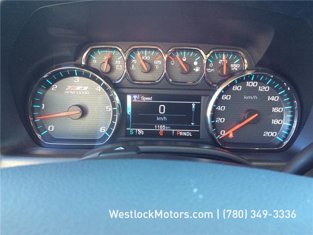 2018 Chevrolet Silverado 1500  (Stk: 18T337) in Westlock - Image 21 of 27