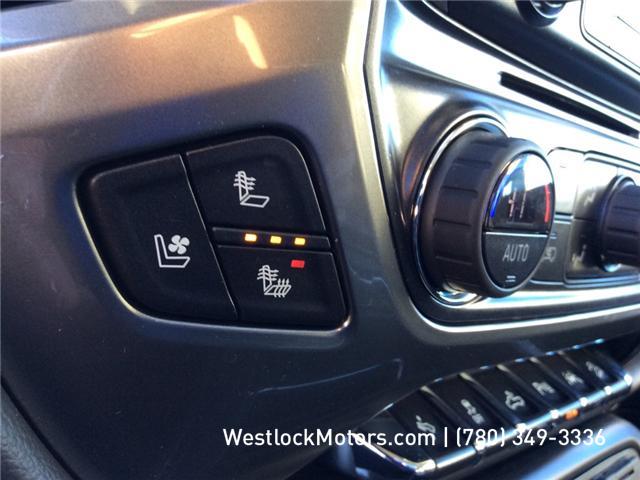 2018 Chevrolet Silverado 1500  (Stk: 18T337) in Westlock - Image 22 of 27
