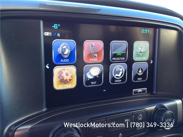 2018 Chevrolet Silverado 1500  (Stk: 18T337) in Westlock - Image 25 of 27