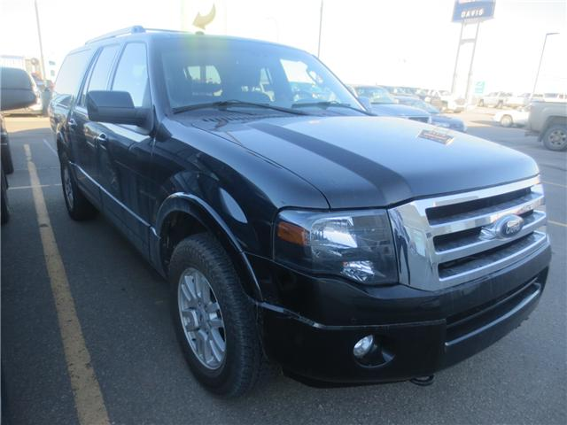 2012 Ford Expedition Max Limited (Stk: 199305) in Lethbridge - Image 1 of 8