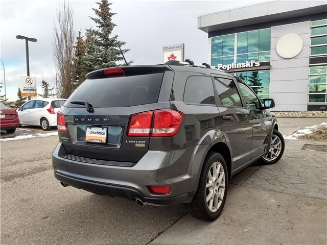 2015 Dodge Journey  (Stk: NE086) in Calgary - Image 4 of 21