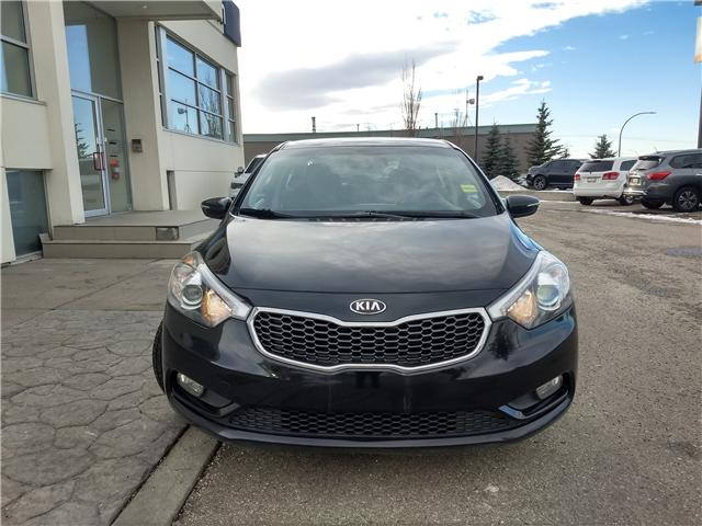 2014 Kia Forte 2.0L EX (Stk: NE093) in Calgary - Image 2 of 19