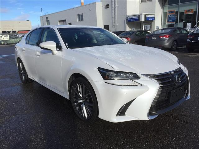 2016 Lexus GS 350 Base (Stk: 002833T) in Brampton - Image 1 of 18