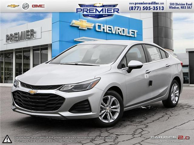2019 Chevrolet Cruze LT at $164 b/w for sale in Windsor - Premier
