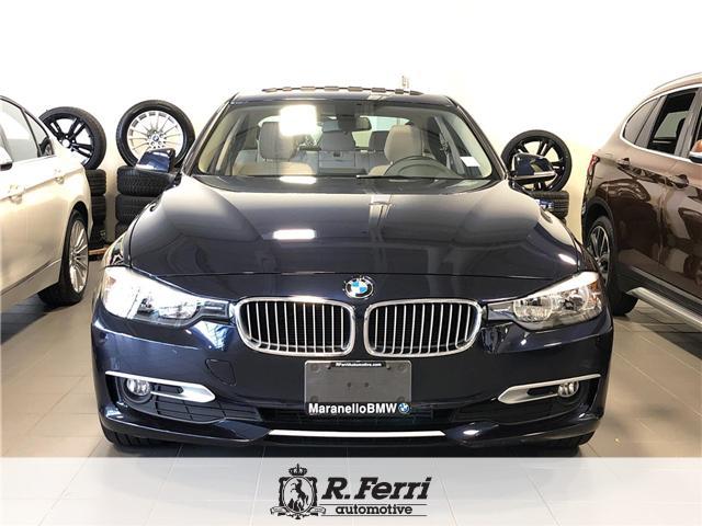2014 BMW 320i xDrive (Stk: U8252) in Woodbridge - Image 2 of 22
