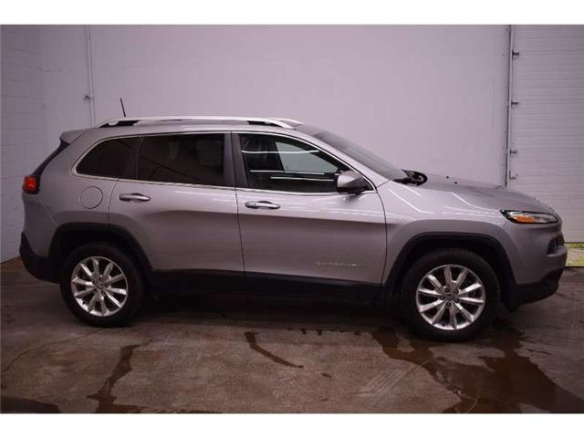 2017 Jeep Cherokee Limited- NAV * BACKUP CAM * LEATHER (Stk: B2937) in Kingston - Image 1 of 30