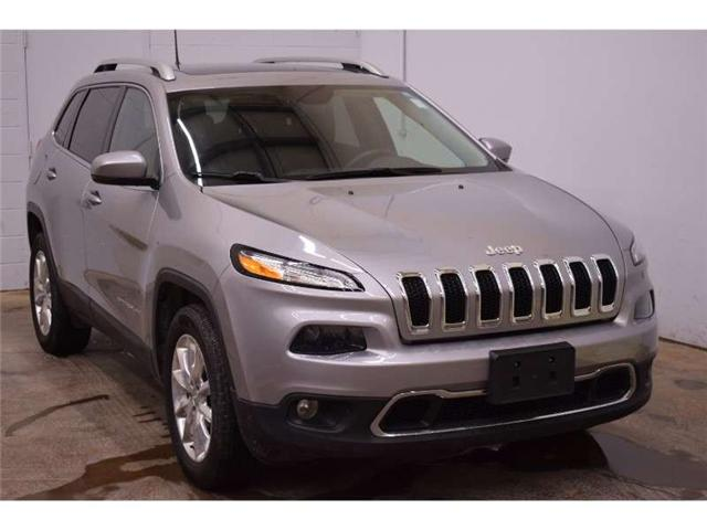 2017 Jeep Cherokee Limited- NAV * BACKUP CAM * LEATHER (Stk: B2937) in Kingston - Image 2 of 30