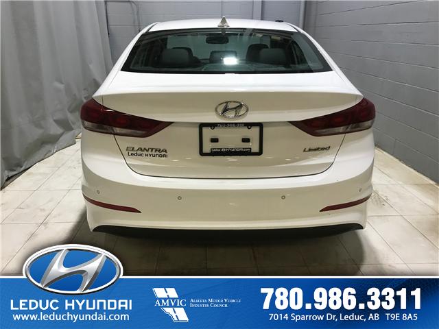 2017 Hyundai Elantra Limited SE (Stk: 8SF8750B) in Leduc - Image 4 of 8