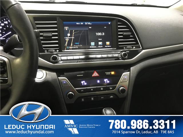 2017 Hyundai Elantra Limited SE (Stk: 8SF8750B) in Leduc - Image 7 of 8