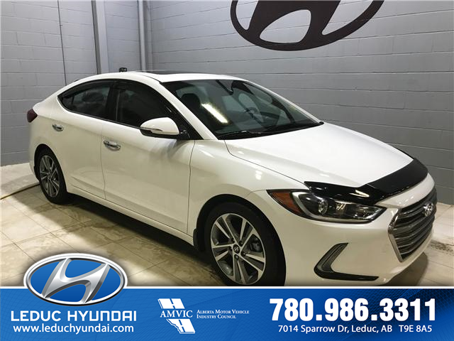 2017 Hyundai Elantra Limited SE (Stk: 8SF8750B) in Leduc - Image 2 of 8