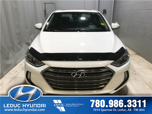 2017 Hyundai Elantra Limited SE (Stk: 8SF8750B) in Leduc - Image 1 of 8