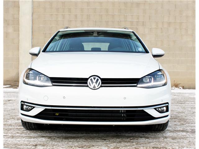 2018 Volkswagen Golf SportWagen 1.8 TSI Highline (Stk: 68597) in Saskatoon - Image 2 of 7