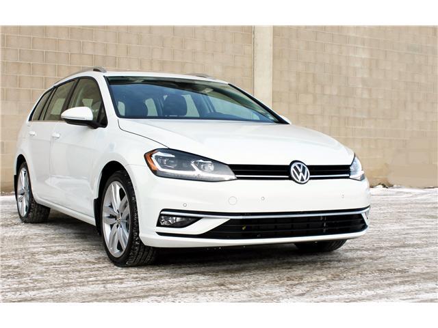 2018 Volkswagen Golf SportWagen 1.8 TSI Highline (Stk: 68597) in Saskatoon - Image 1 of 7
