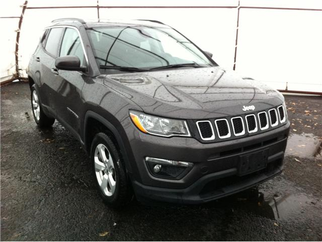 2018 Jeep Compass North (Stk: R8256A) in Ottawa - Image 1 of 20