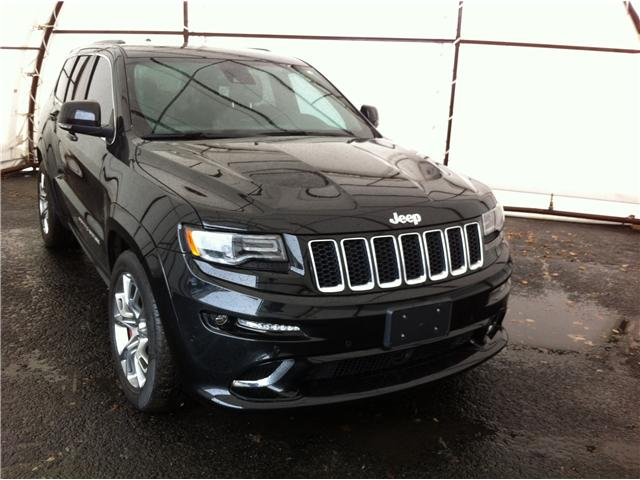 2015 Jeep Grand Cherokee SRT (Stk: D180434A) in Ottawa - Image 1 of 27