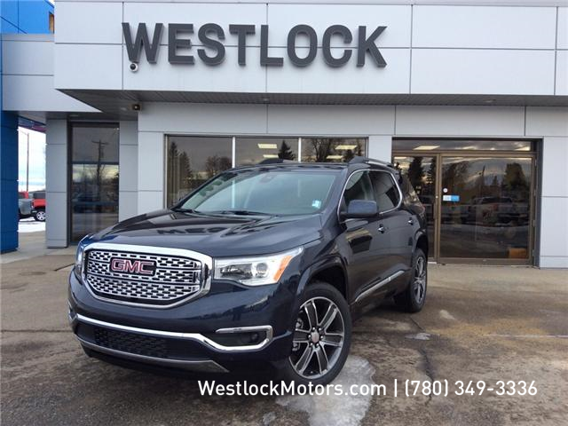 2019 GMC Acadia Denali (Stk: 19T63) in Westlock - Image 1 of 29