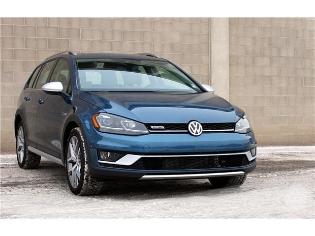 2018 Volkswagen Golf Alltrack 1.8 TSI (Stk: 68586) in Saskatoon - Image 1 of 16