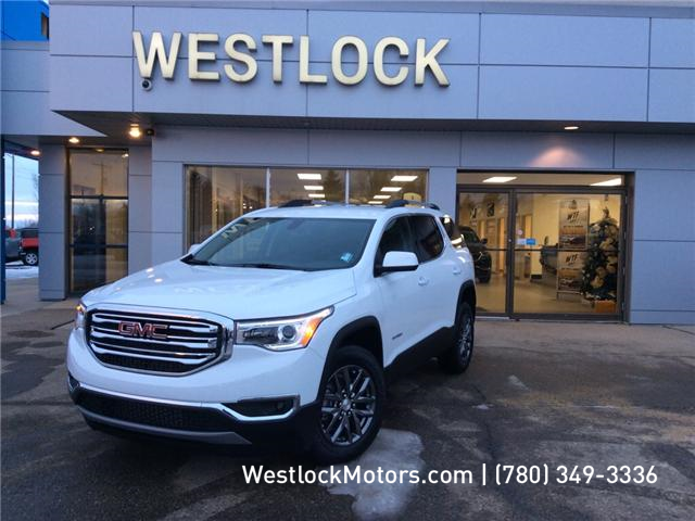 2019 GMC Acadia SLT-1 (Stk: 19T65) in Westlock - Image 1 of 24