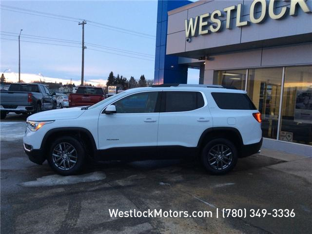 2019 GMC Acadia SLT-1 (Stk: 19T65) in Westlock - Image 2 of 24