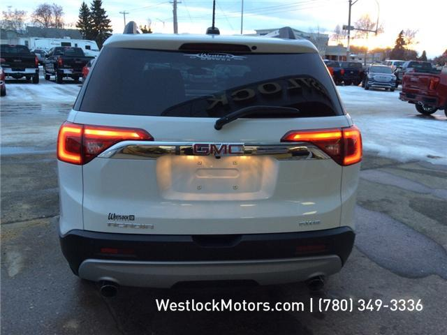 2019 GMC Acadia SLT-1 (Stk: 19T65) in Westlock - Image 4 of 24