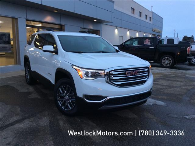 2019 GMC Acadia SLT-1 (Stk: 19T65) in Westlock - Image 8 of 24