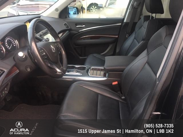 2016 Acura MDX Navigation Package (Stk: 1612650) in Hamilton - Image 9 of 26