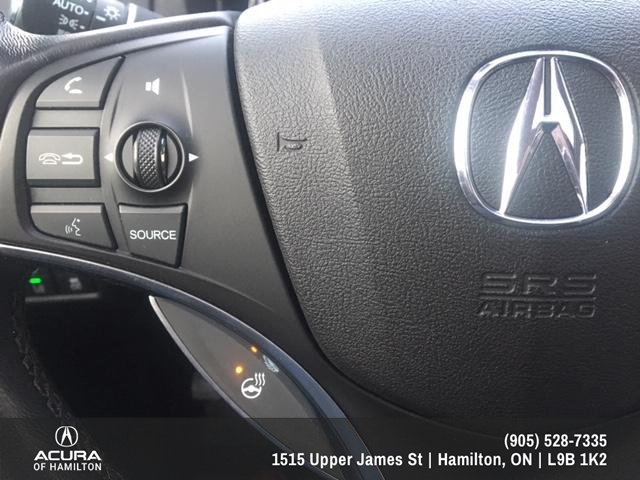 2016 Acura MDX Navigation Package (Stk: 1612650) in Hamilton - Image 20 of 26