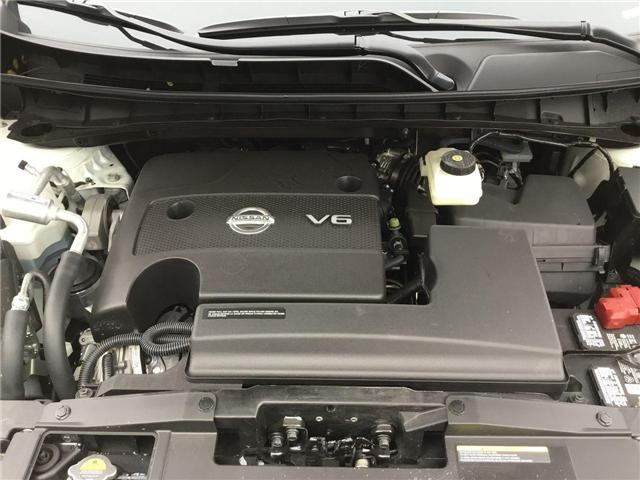 2018 Nissan Murano SV (Stk: A7389) in Hamilton - Image 3 of 26