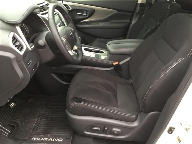 2018 Nissan Murano SV (Stk: A7389) in Hamilton - Image 6 of 26