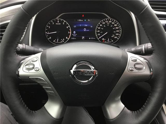 2018 Nissan Murano SV (Stk: A7389) in Hamilton - Image 7 of 26