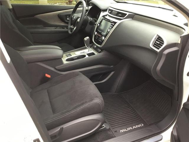 2018 Nissan Murano SV (Stk: A7389) in Hamilton - Image 15 of 26