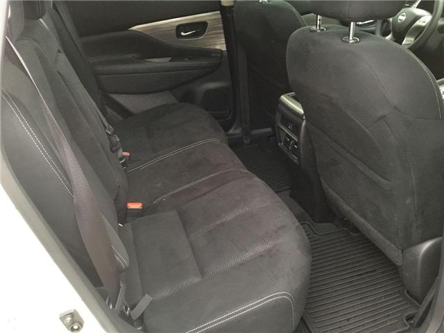 2018 Nissan Murano SV (Stk: A7389) in Hamilton - Image 16 of 26