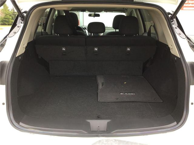 2018 Nissan Murano SV (Stk: A7389) in Hamilton - Image 17 of 26