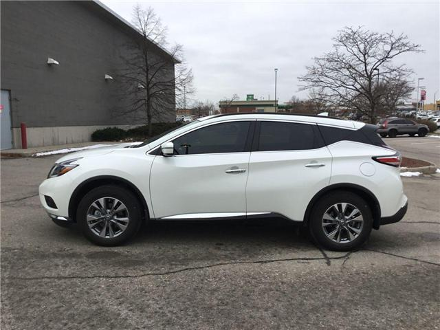2018 Nissan Murano SV (Stk: A7389) in Hamilton - Image 19 of 26