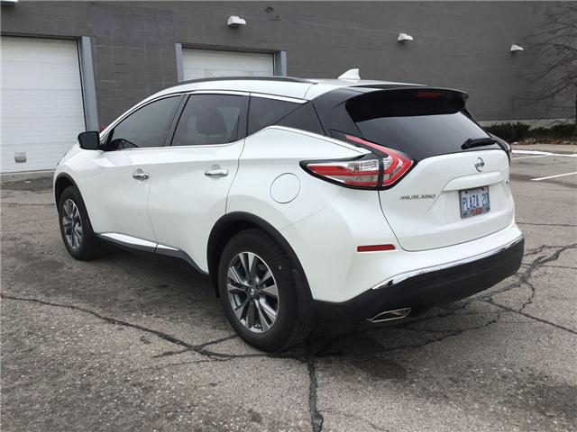 2018 Nissan Murano SV (Stk: A7389) in Hamilton - Image 20 of 26